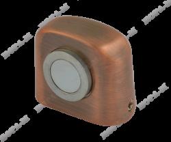 Ограничитель магнитный 802 ст. медь /Нора-М/