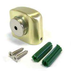 Ограничитель магнитный 802 мат. золото /Нора-М/