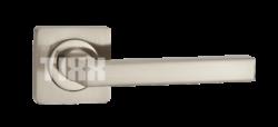 .Ручка дверная МАЙОРИ DH 222-05 SN/мат.ник./TIXX/