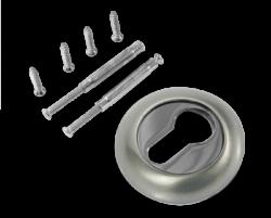 Накладка на цилиндр ЕТ 08 SN/NP/мат. ник.-никель/TIXX/
