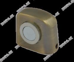 Ограничитель магнитный 802 ст. бронза /Нора-М/