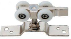 . Комплект роликов для раздвижных дверей до 80 кг DR03/RENZ/