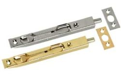 Ригель 5-1/2 SВ /мат.золото/L -13.75 см/ Нора-М/