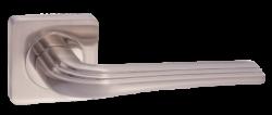 .Ручка дверная ИЗАБЕЛЛА квадр. DH 56-02 SN/мат.никель./RENZ/